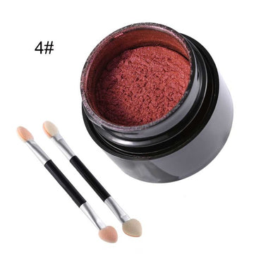 5G Fashionable Nail Glitter Powder Portable Size DIY Shinning Mirror Women Nail Beauty Makeup Powder