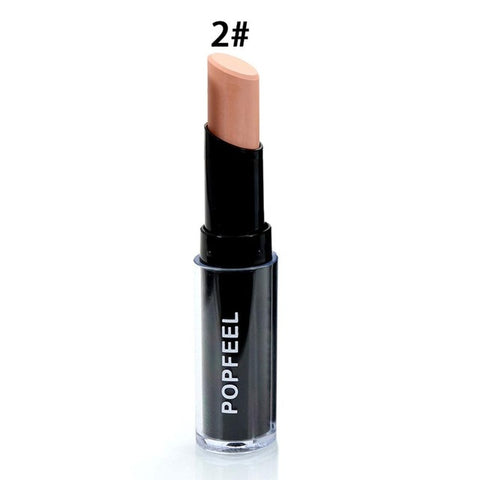 POPFEEL Profession Beauty Full Cover Foundation Freckle Acne Concealer Stick Pen Facial Makup Moisturizing Pencil Hot Sale