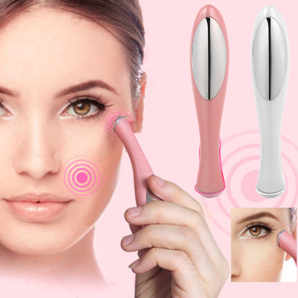 Electric Vibration Eye Massager Small Anti-Ageing Wrinkle Removing Device Retreat eye bag/black eye circle Health Care Hot Sale