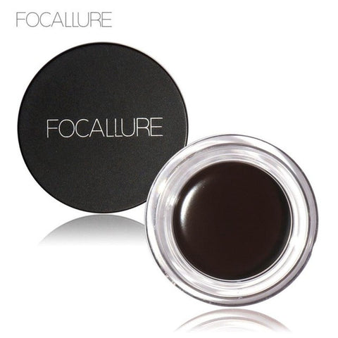 FOCALLURE  Brand Professional Makeup Focallure Quick Dry Waterproof Sweat Stained Eyebrow Penis Artifact Lasting Women Beauty