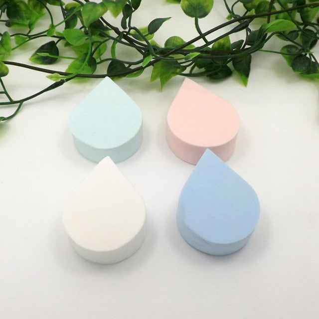 Multicolor Compressed Natural Face Wash Cleaning Sponge Practical Soft Facial Clean Tools Facial Sponge Puff  2*