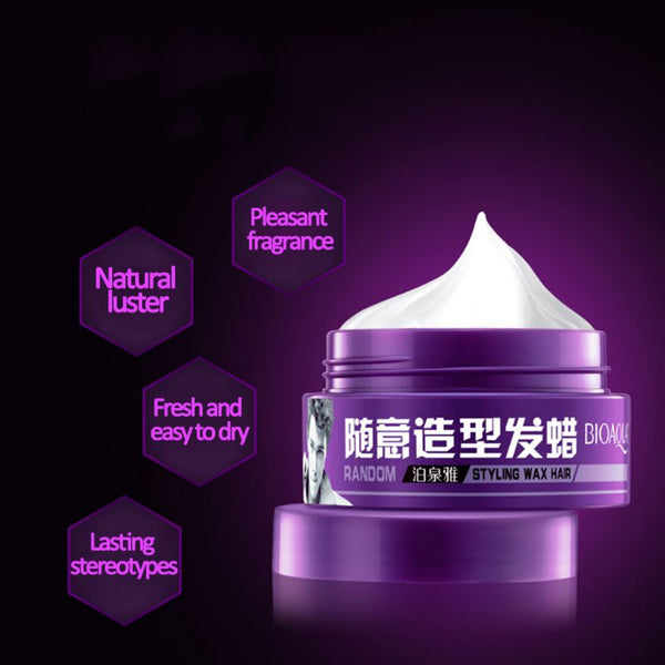 Unisex Hair Color Wax Mud Salon Quick Dry Beauty Cream Temporary Modeling DIY