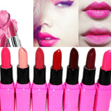 Waterproof Makeup Moisturize Lipstick Lip Stick Lip Gloss Beauty Cosmetic Free shipping  M01315