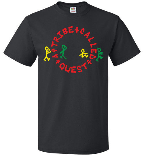 ATCQ A Tribe called Quest Classic Hip Hop New York City Low End Theory Phife Dawg Q-tip, v1a, FOL Classic Unisex T-Shirt