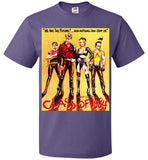 Class of 1984 action crime thriller movie v1, FOL Classic Unisex T-Shirt