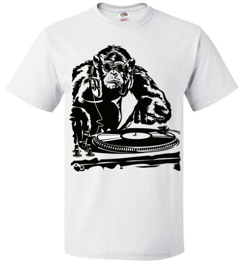 Monkey DJ Music Club Party , FOL Classic Unisex T-Shirt