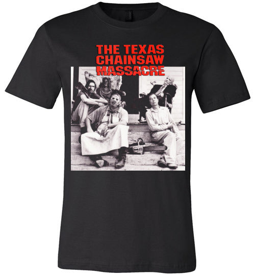 The Texas Chain Saw Massacre,1974 horror film,Leatherface,Ed Gein, slasher,v6,Canvas Unisex T-Shirt