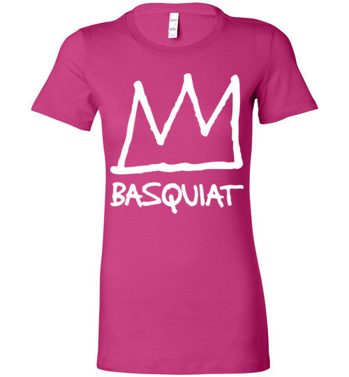 Jean Michel Basquiat 8 , Bella Ladies Favorite Tee