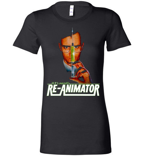 Re-animator H. P. Lovecraft , Bella Ladies Favorite Tee , v3