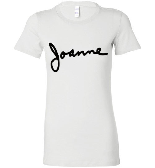 Joanne Lady Gaga , Bella Ladies Favorite Tee