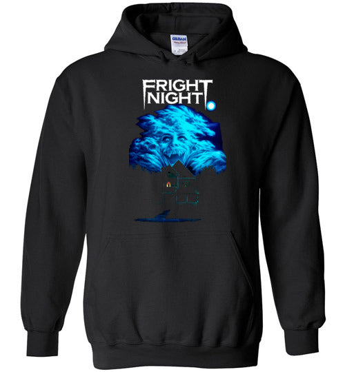 Fright Night 1985 Horror Movie Vampires Dracula classic cult vampire film ,v3,Gildan Heavy Blend Hoodie