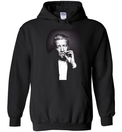 David Lynch v2 , Gildan Heavy Blend Hoodie