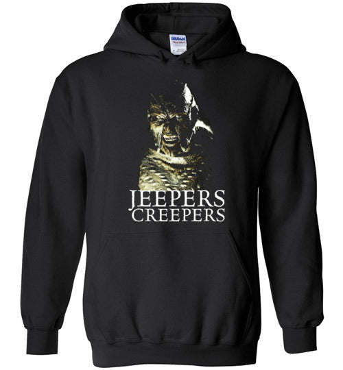 Jeepers Creepers, horror film,Francis Ford Coppola,the Creeper,v1,Gildan Heavy Blend Hoodie