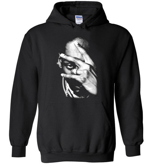Snoop Dogg Hip Hop Gangsta Rap G-Funk v2, Gildan Heavy Blend Hoodie