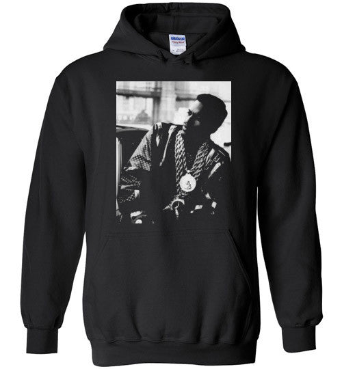 Eric B & Rakim New York Classic Hip Hop Rap , v2, Gildan Heavy Blend Hoodie