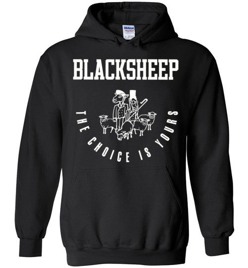 Black Sheep The Choice Is Yours Classic Hip Hop , Gildan Heavy Blend Hoodie