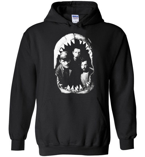 JAWS Movie Rare Vintage Style , Gildan Heavy Blend Hoodie