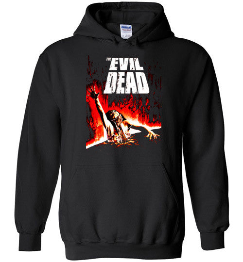 Evil Dead Army Of Darkness Horror Zombies Movie ,v2, Gildan Heavy Blend Hoodie