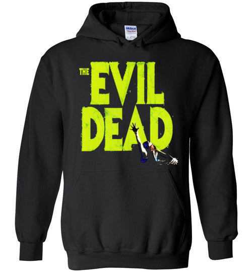 Evil Dead Army Of Darkness Horror Zombies Movie v1, Gildan Heavy Blend Hoodie