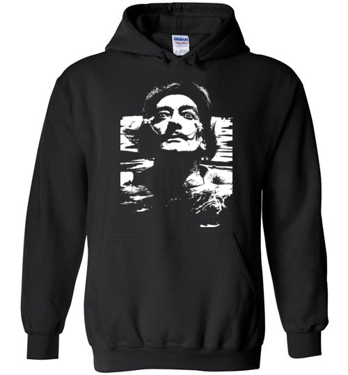 Salvador Dali in the water,Hoodie