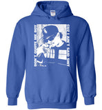 Eazy-E , Don`t Quote Me Boy, Ruthless Records Eazy E Gangster Rap Hip Hop, v11a, Gildan Heavy Blend Hoodie