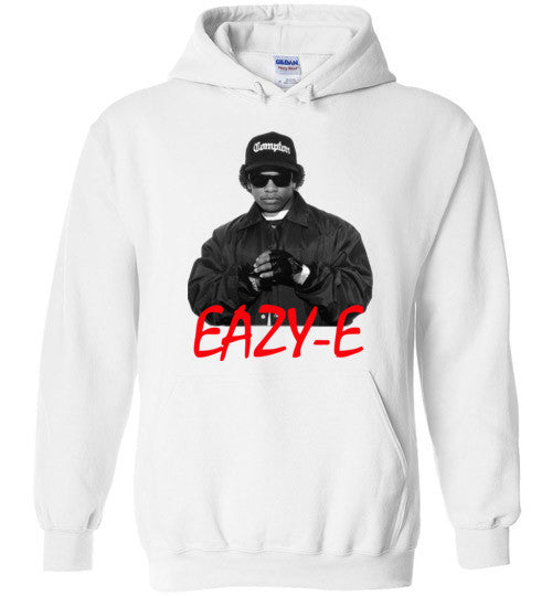 Eazy-E NWA Ruthless Records Eazy E Gangster Rap Hip Hop, v1, Gildan Heavy Blend Hoodie