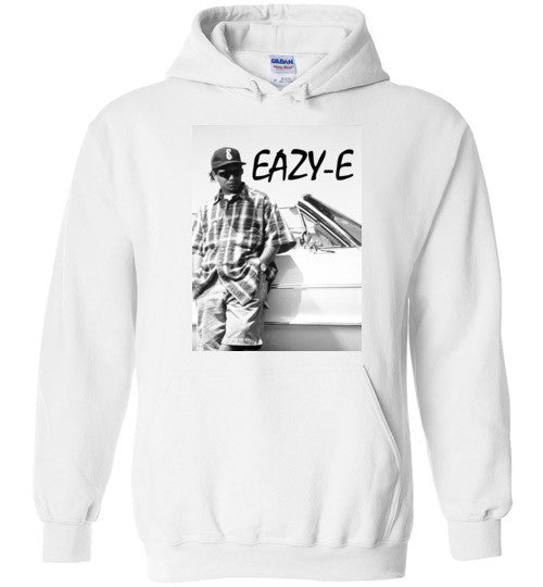 Eazy-E NWA Ruthless Records Eazy E Gangster Rap Hip Hop , v3, Gildan Heavy Blend Hoodie