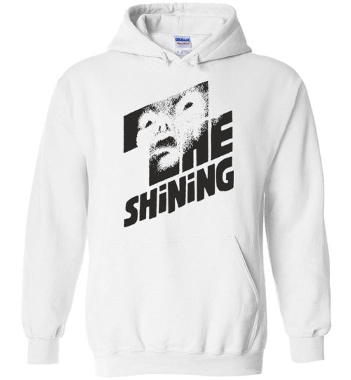 The Shining , Horror Film , Stanley Kubrick , Stephen King ,Jack Nicholson, Overlook Hotel,v2, Gildan Heavy Blend Hoodie
