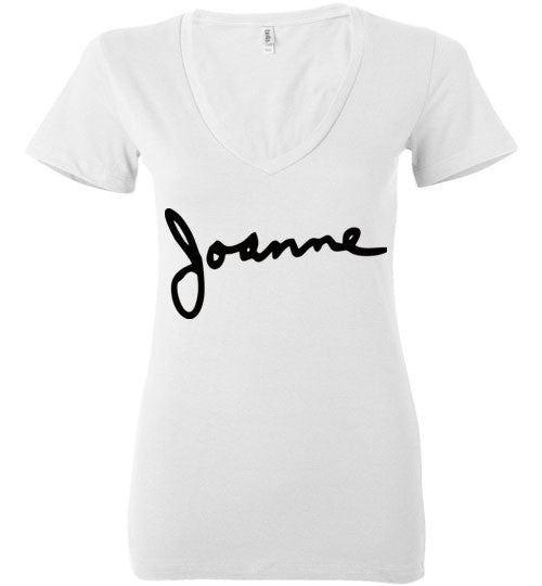 Joanne Lady Gaga , Bella Ladies Deep V-Neck