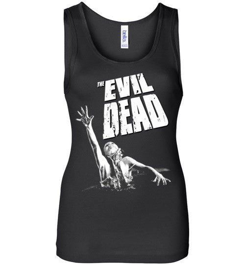 Evil Dead Army Of Darkness Horror Zombies Movie , v8, Bella Wide Strap Tank