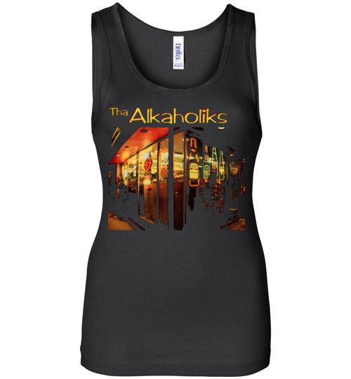 Tha Alkaholiks,Tha Liks,Los Angeles, West Coast, Hip Hop,Make Room, v4, Bella Wide Strap Tank