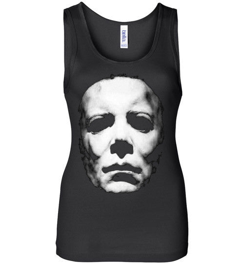 HALLOWEEN MICHAEL MYERS John Carpenter v2, Bella Wide Strap Tank