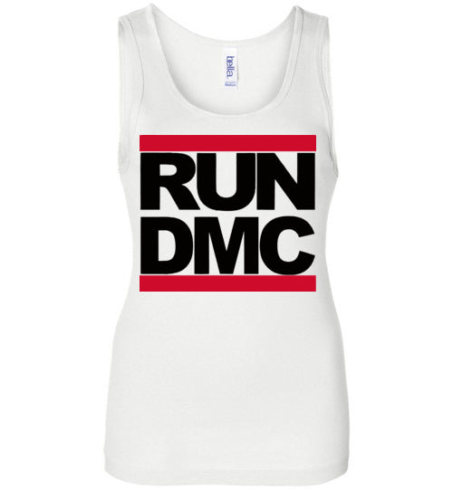 RUN DMC Hip Hop ,v1a, Bella Wide Strap Tank