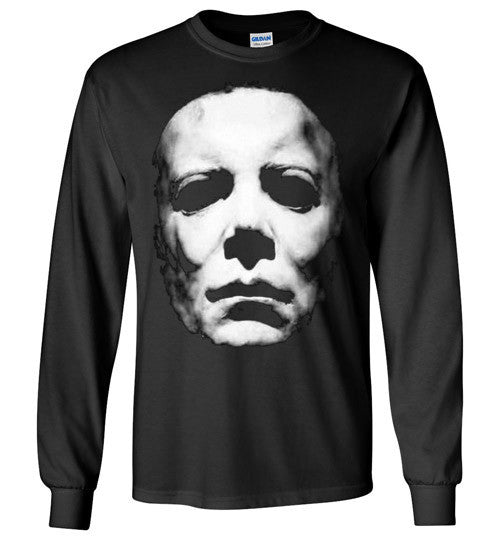 HALLOWEEN MICHAEL MYERS John Carpenter v2, Gildan Long Sleeve T-Shirt