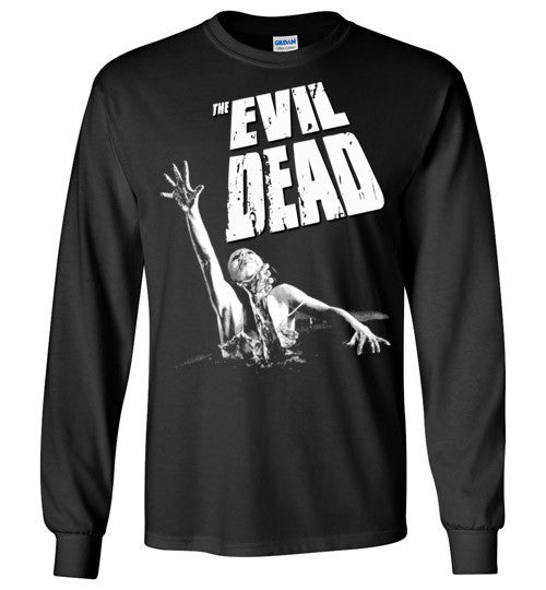 Evil Dead Army Of Darkness Horror Zombies Movie , v8, Gildan Long Sleeve T-Shirt