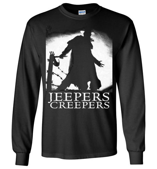 Jeepers Creepers, horror film,Francis Ford Coppola,the Creeper,v2,Gildan Long Sleeve T-Shirt
