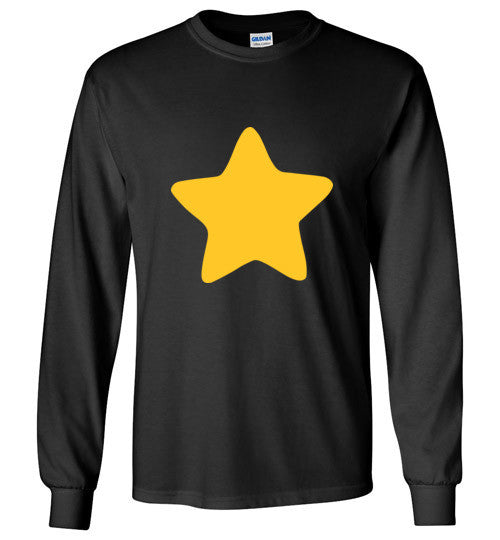 Young Greg Universe Steven Universe Star , Gildan Long Sleeve T-Shirt