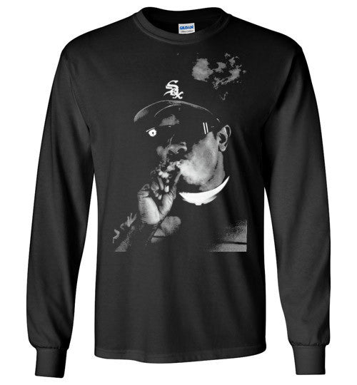 Eazy-E NWA Ruthless Records Eazy E Gangster Rap Hip Hop ,v8a, Gildan Long Sleeve T-Shirt