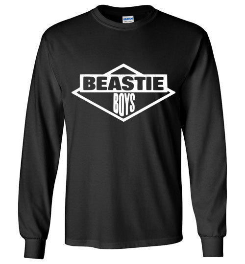 Beastie Boys v1 , Gildan Long Sleeve T-Shirt
