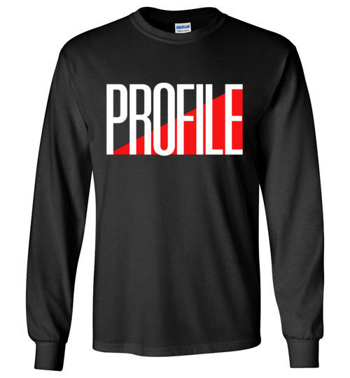 PROFILE Records Classic Hip Hop , Gildan Long Sleeve T-Shirt