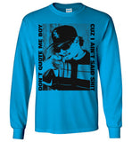 Eazy-E , Don`t Quote Me Boy, Ruthless Records Eazy E Gangster Rap Hip Hop, v11b, Gildan Long Sleeve T-Shirt