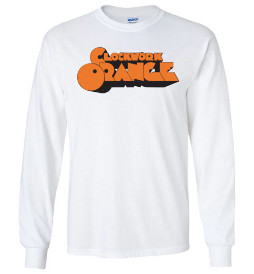 Clockwork Orange Stanley Kubrick,v2,Long Sleeve T-Shirt