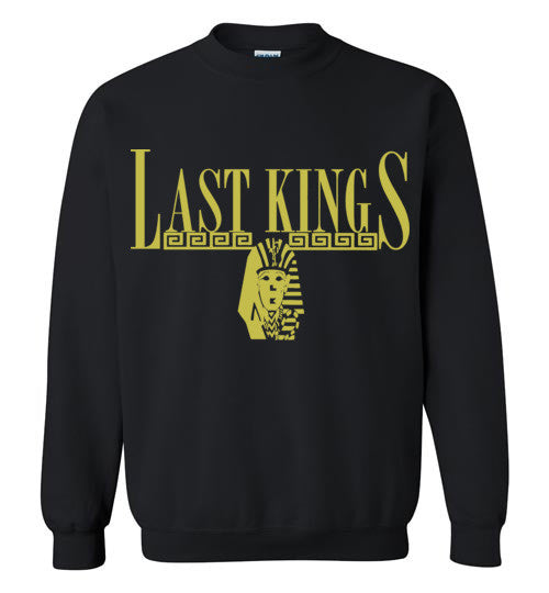 Tyga Last Kings YMCMB Rack City Young Money Hip Hop R&B RAP v1b , Gildan Crewneck Sweatshirt