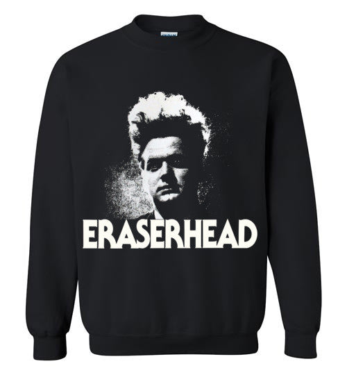 Eraserhead David Lynch Movie , Gildan Crewneck Sweatshirt