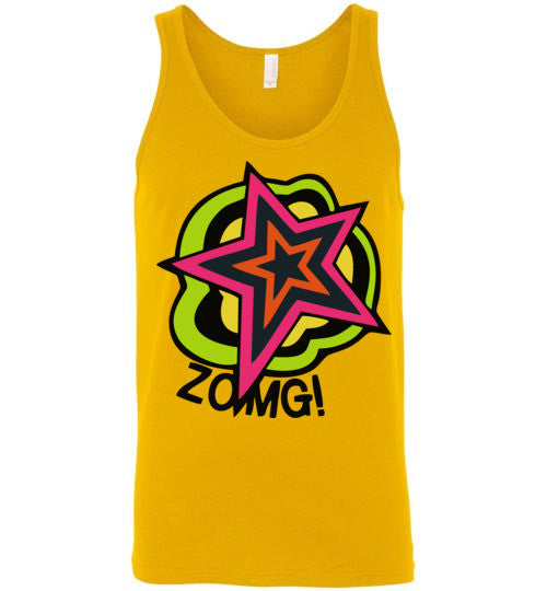 Persona 5 Ryuji Cosplay Gaming ZOMG , Canvas Unisex Tank