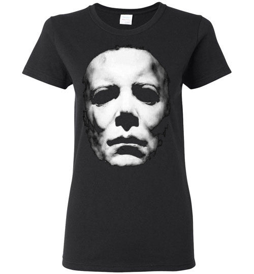 HALLOWEEN MICHAEL MYERS John Carpenter v2, Gildan Ladies T-Shirt