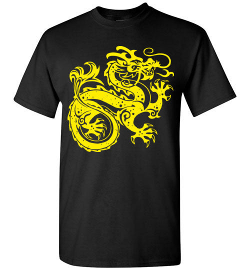 Chinese Dragon v2 , Gildan Short-Sleeve T-Shirt