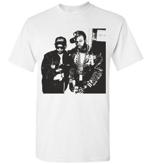Eazy-E & Too Short Ruthless Records Eazy E Gangster Rap West Coast Hip Hop , v12, Gildan Short-Sleeve T-Shirt
