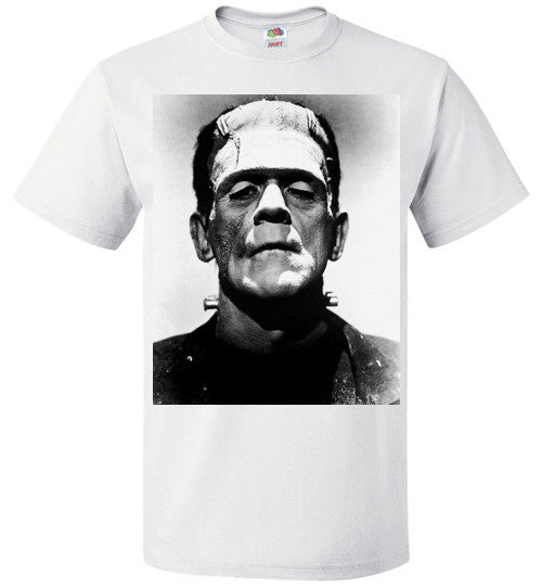 Frankenstein Movie Vintage Boris Karloff Bride Of Frankenstein Horror Classics ,v4, FOL Classic Unisex T-Shirt