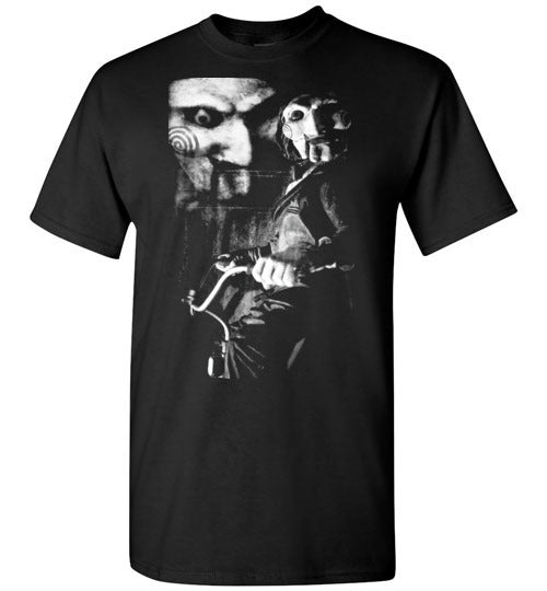 Saw, horror film,v1,Gildan Short-Sleeve T-Shirt